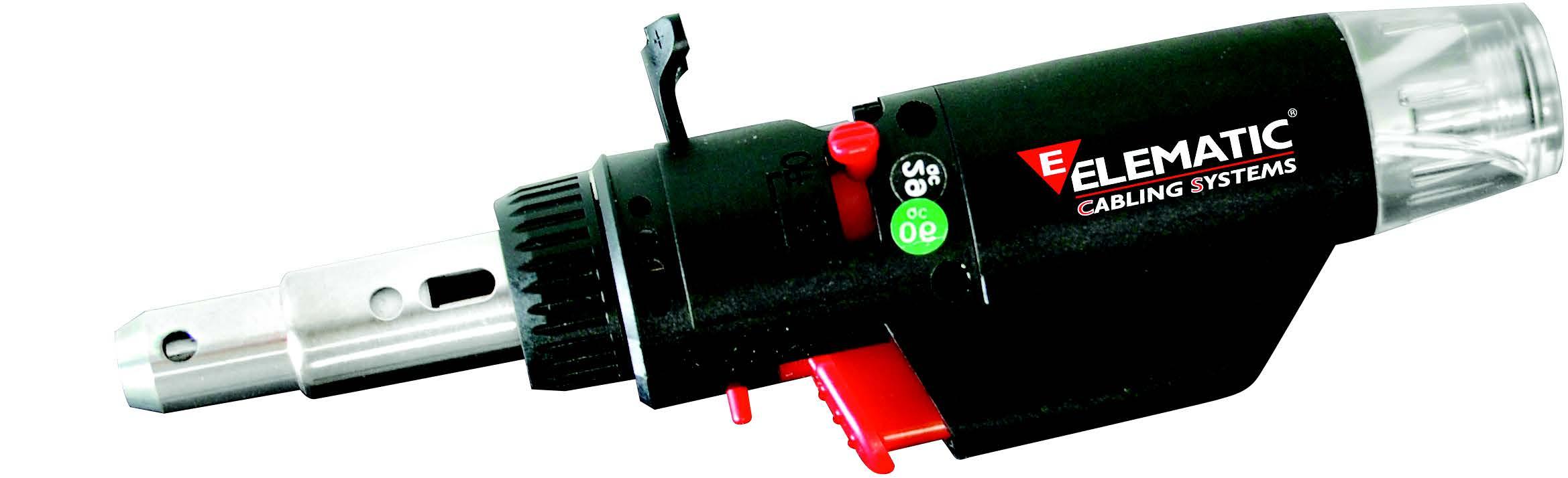 Blu pistola per rivetti portatile Ugello di scambio Dado staccabile Kit adattatore per trapano Convertitore di utensili per rivettatura durevole Rivettatrice elettrica